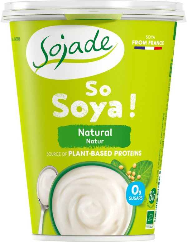Produkt Sojowy Naturalny Bio 400 g - Sojade