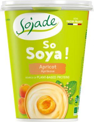 Produkt Sojowy Morelowy Bio 400 g - Sojade