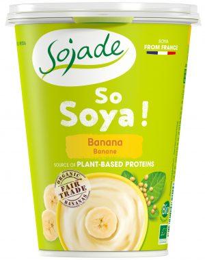 Produkt Sojowy Bananowy Bio 400 g - Sojade