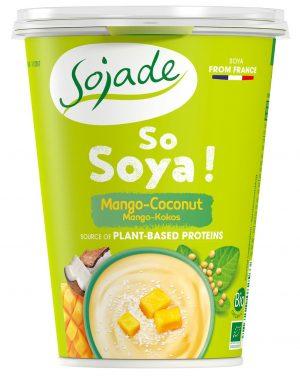 Produkt Sojowy Mango - Kokos Bezglutenowy Bio 400 g - Sojade