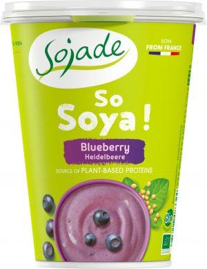 Produkt Sojowy z Borówkami Bio 400 g - Sojade