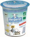 Owczy Jogurt o Smaku Waniliowym Bio 125 g - Bergerie