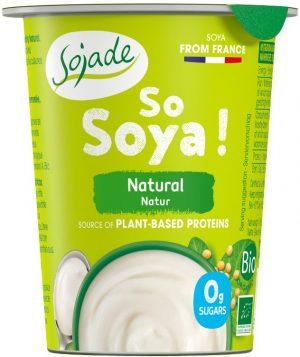 Produkt Sojowy Naturalny Bio 125 g - Sojade