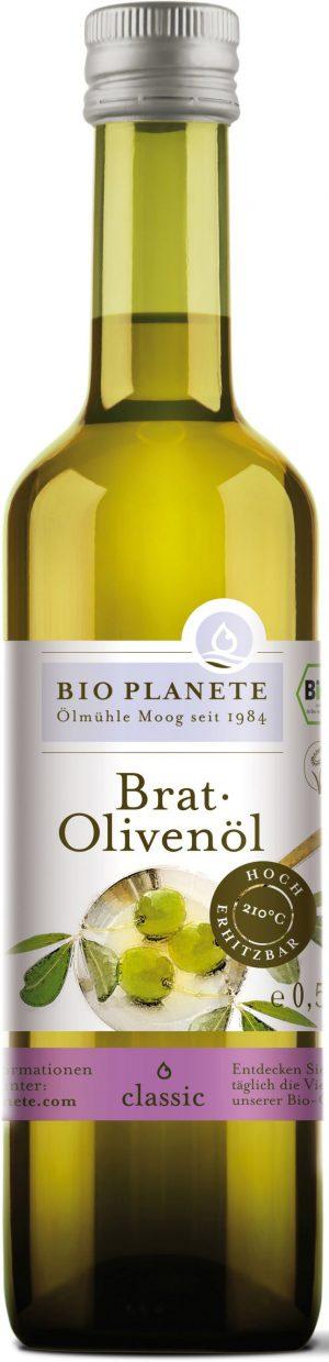 Oliwa z Oliwek Do Smażenia Bio 500 Ml - Bio Planete