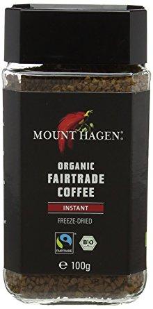 Kawa Rozpuszczalna Fair Trade Bio 100 g - Mount Hagen