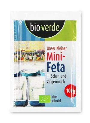 Ser Feta Mini Bio 100 g - Bio Verde