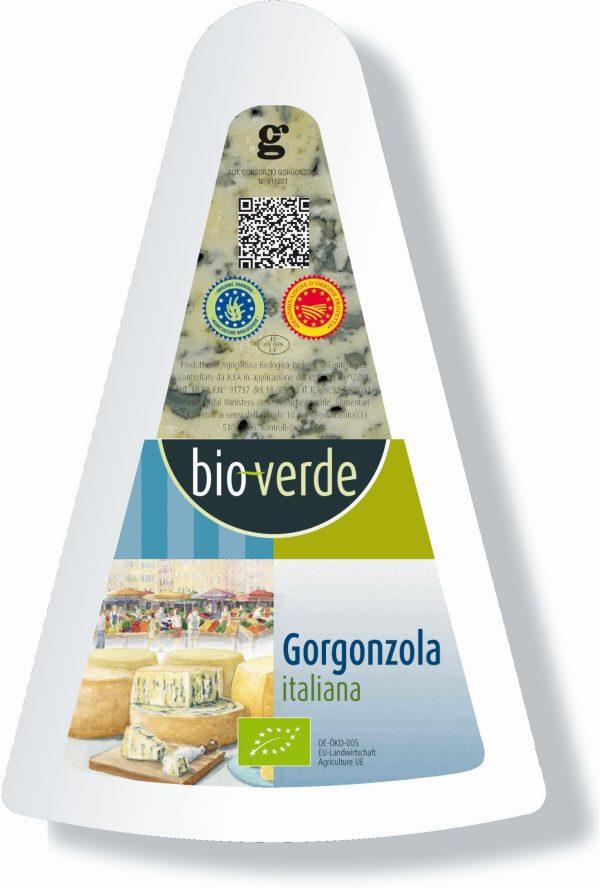 Ser Gorgonzola Bio 125 g - Bio Verde