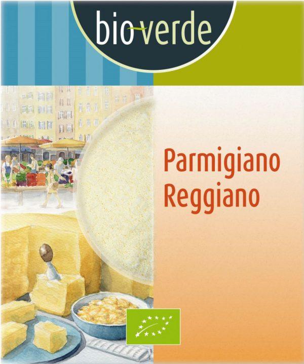 Ser Parmezan Tarty Bio 40 g - Bio Verde
