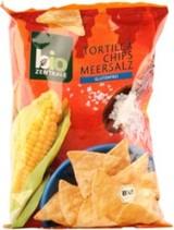 Chipsy Tortilla z Solą 125g B/g Eko