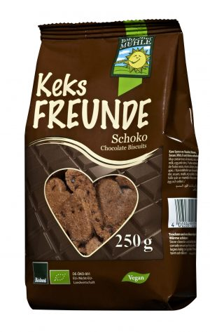 Ciasteczka Czekoladowe Bio 250 g - Bohlsener Muehle