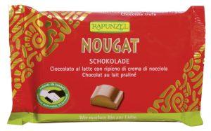 Czekolada Nugatowa Fair Trade Bio 100 g - Rapunzel