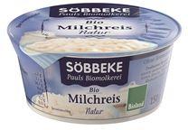 Deser Ryżowy Bio 150 g - Sobbeke