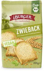 Sucharki Bio 225 g - Burger