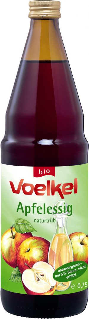 Ocet Jabłkowy Bio 750 Ml - Voelkel