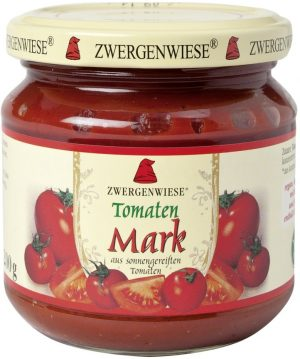Koncentrat Pomidorowy 22% Bio 200 g - Zwergenwiese
