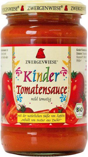 Sos Pomidorowy Dla Dzieci Bio 350 g - Zwergenwiese