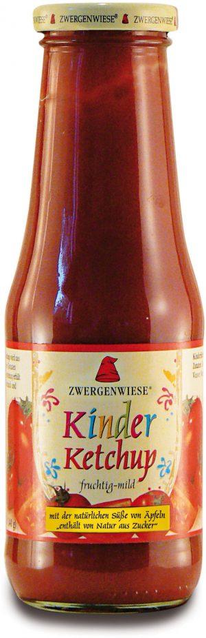 Ketchup Dla Dzieci Bio 500 Ml - Zwergenwiese