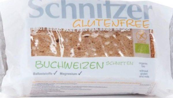 Chleb Gryczany Bio 250 g - Schnitzer