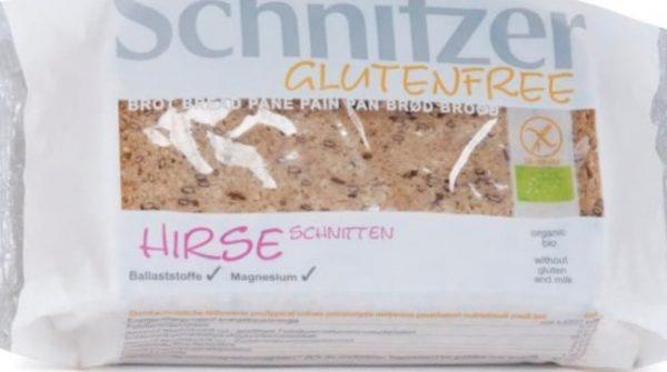 Chleb z Prosa Bio 250 g - Schnitzer