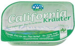 Serek Kanapkowy Ziołowy Bio 150 g - Oma