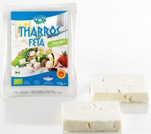 Ser Feta Tharros (48% Tłuszczu w Suchej Masie) Bio 150 g - Oma