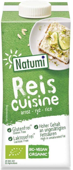 Zagęszczony Produkt Ryżowy Bio 200 Ml - Natumi