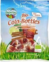 Żelki Cola Bez Kofeiny Bez Laktozy Bezglutenowe Bio 100 g - Okovital