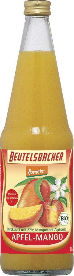 Sok Jabłko-Mango Bio 700 Ml - Beutelsbacher