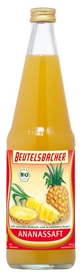 Sok Ananasowy Bio 700 Ml - Beutelsbacher