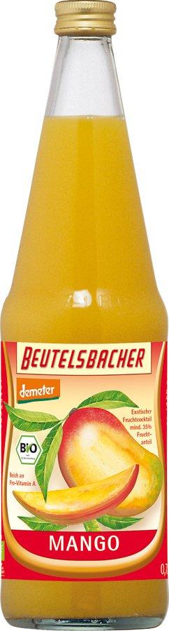 Napój z Mango Bio 700 Ml - Beutelsbacher