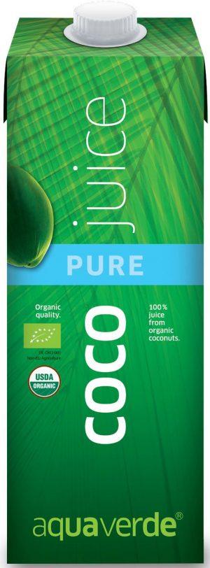 Woda Kokosowa Aqua Verde Bio 1 l - Aqua Verde