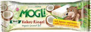 Baton Kokosowy Bio 25 g - Mogli
