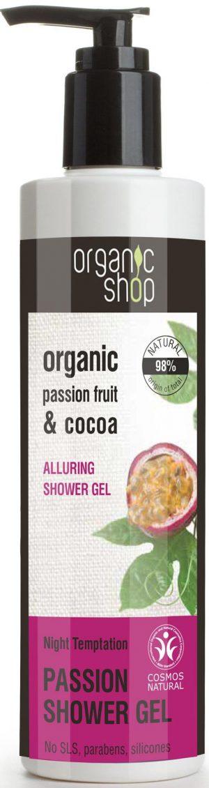 Żel Pod Prysznic Nocna Pokusa 280 Ml - Organic Shop
