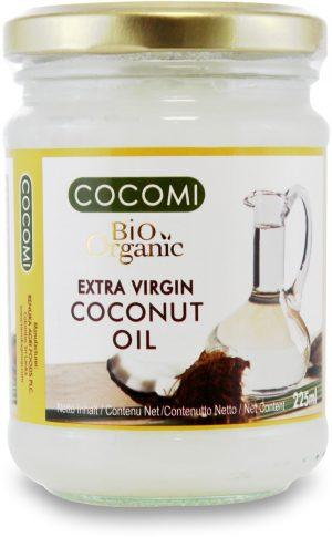Olej Kokosowy Virgin Bio 225 Ml - Cocomi