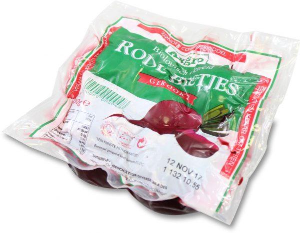 Buraczki Czerwone Gotowane Bio (Ok. 0,50 Kg)