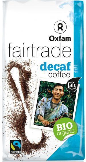 Kawa Mielona Bezkofeinowa Arabica Peru Fair Trade Bio 250 g - Oxfam