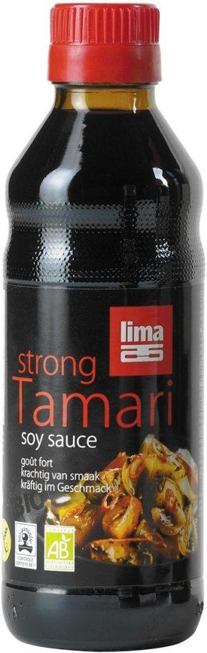 Sos Sojowy Tamari Mocny Bio 250 Ml - Lima