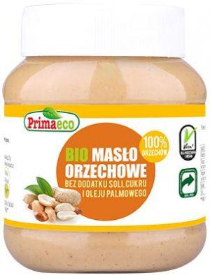 Masło Orzechowe Bio 360 g - Primaeco