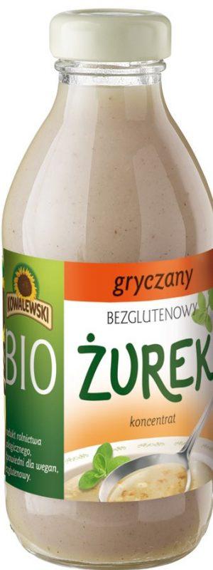 Żurek Gryczany Koncentrat Bio 320 Ml - Kowalewski