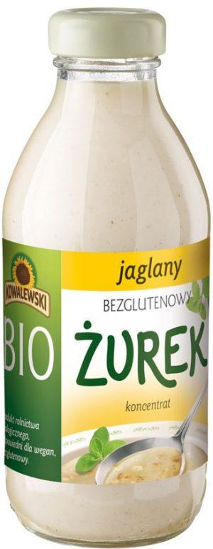 Żurek Jaglany Koncentrat Bio 320 Ml - Kowalewski