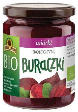 Buraczki Wiórki Bio 540 Ml - Kowalewski