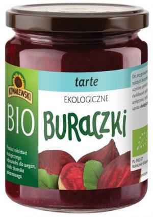 Buraczki Tarte Bio 540 Ml - Kowalewski