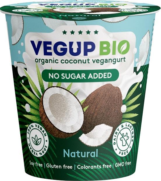 Produkt Kokosowy Naturalny Bezglutenowy Bio 140 g - Vegup Bio