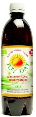 Napój Probiotyczny Mięta 500ml - Joy Day