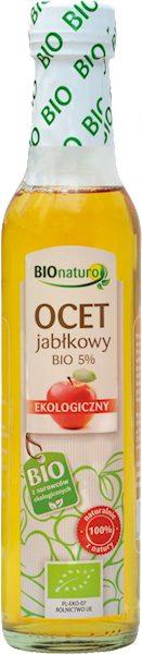 Ocet Jabłkowy 5% Bio 250 Ml - Bionaturo