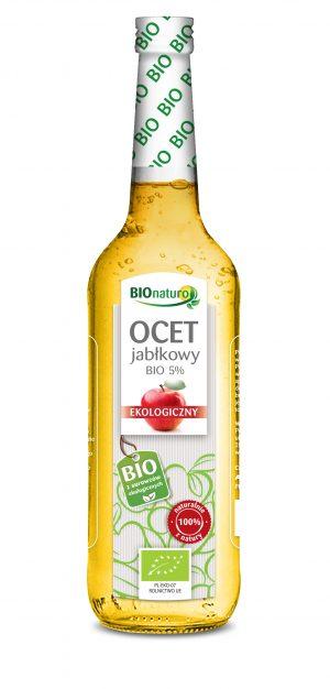 Ocet Jabłkowy 5% Bio 700 Ml - Bionaturo