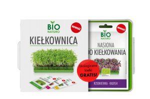 Nasiona Do Kiełkowania Rzodkiewka Bio 25g / Bionaturo