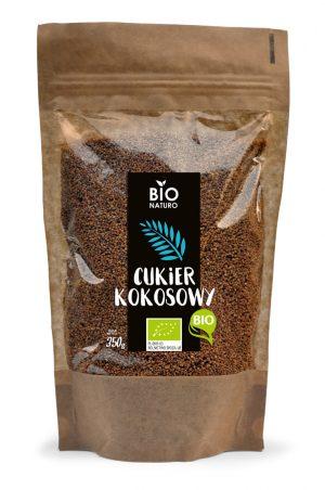 Cukier Kokosowy Bio 350 g - Bionaturo