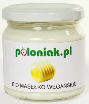Masełko Bio 180 Ml - Poloniak