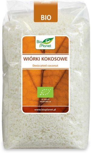 Wiórki Kokosowe Bio 500 g - Bio Planet